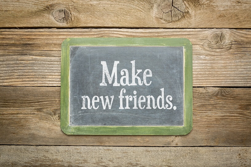 Actionable Tips to Help You Make New Friends