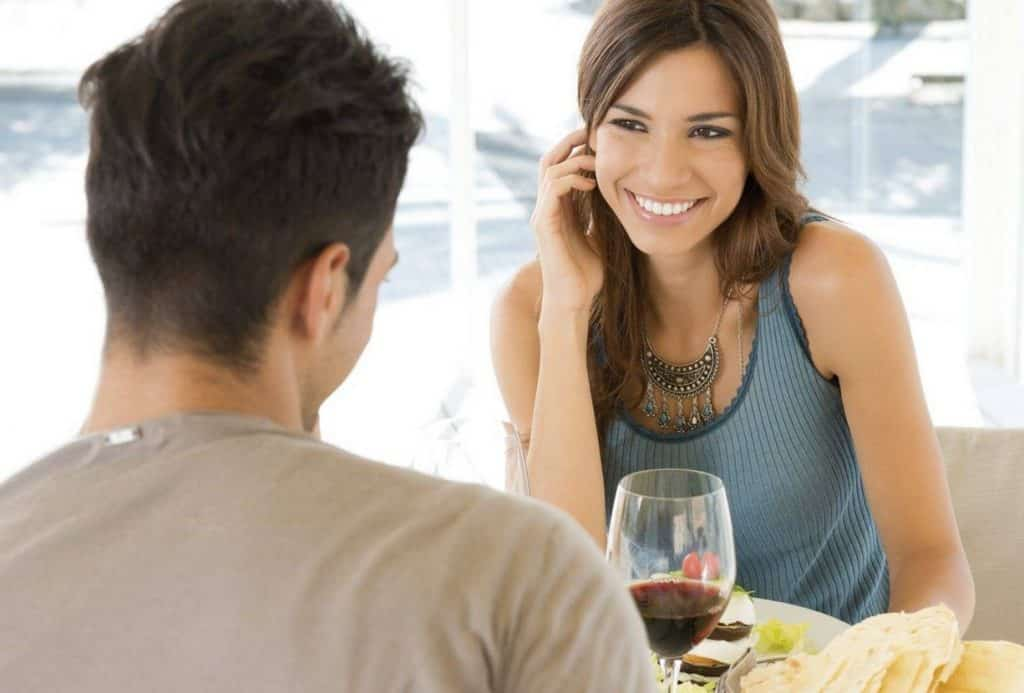 How to Calm Nerves before a Date