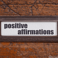 Self Affirmation Techniques and Theory