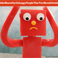 Habits Shared by Unhappy People That You Should Avoid
