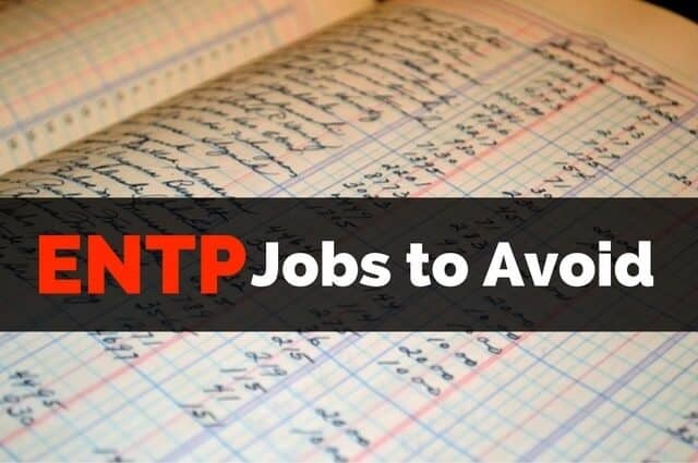 ENTP Jobs to Avoid Accountant