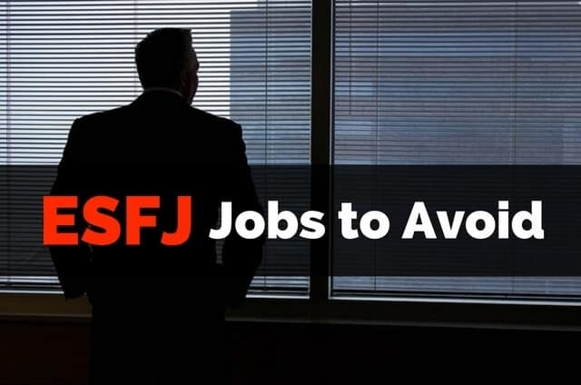 ESFJ Jobs to Avoid Sales Man