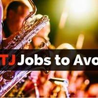 ESTJ Jobs to Avoid Musician