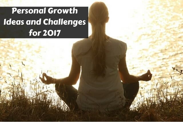 Personal Growth Ideas and Challenges for 2017