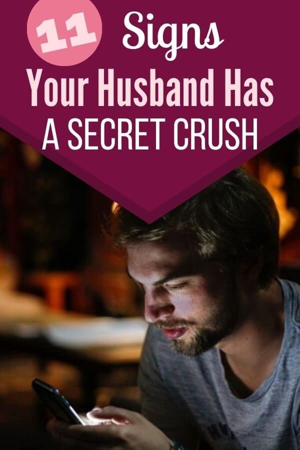 Signs Your Husband Has a Crush on Another Woman