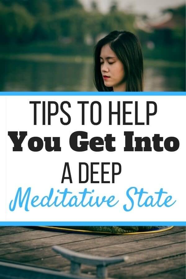 How to Get Into a Meditative State