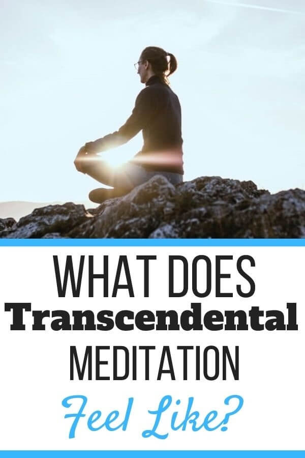 What Does Transcendental Meditation Feel Like