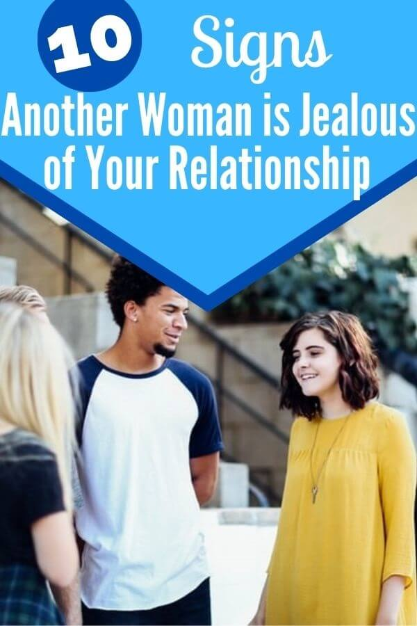 Signs She Is Jealous of Your Relationship